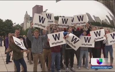 Fiebre de Cubs en Chicago
