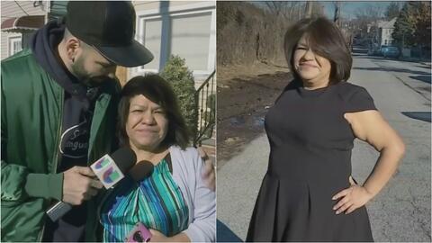 """Hispana relata la discriminación que sufrió cuando llegó a EEUU: """"No me..."""
