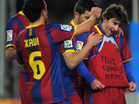 Barcelona superó al Racing de Santander con una actuación...