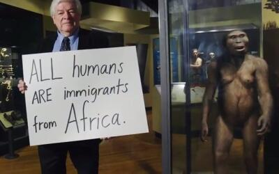 Imagen del video del Museo Field explicando el Día de los Hechos