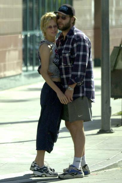 La pareja se conoció durante el rodaje de la película 'Pro...