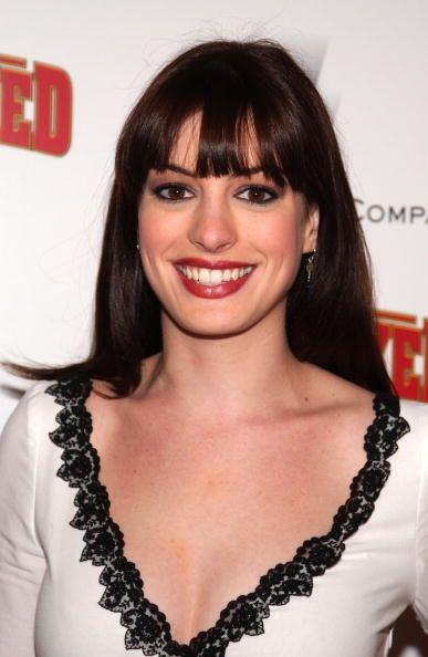 ¡La dulce Anne Hathaway también tuvo su cambio radical! ¿La recuerdan co...