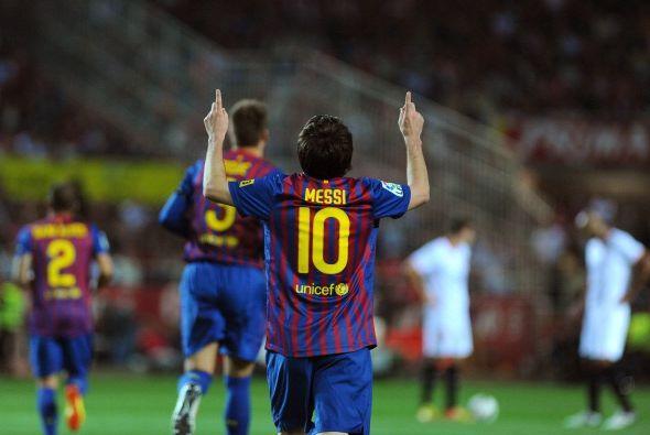 Barcelona ganaba 2 a 0, era resultado merecido y los 'culé' quer&...
