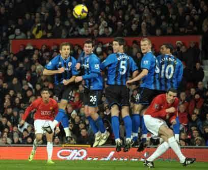 Buen cobrador de faltasEn el Manchester United la mayoría de las...
