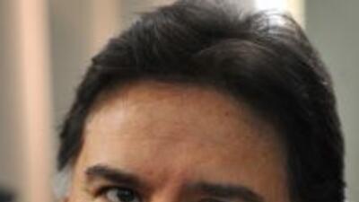 Dos ex altos funcionarios de un banco estatal guatemalteco declararon an...