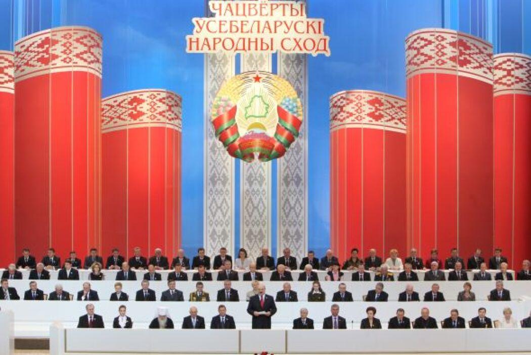 Bielorrusia. Este país de casi 10 millones de habitantes está entre los...