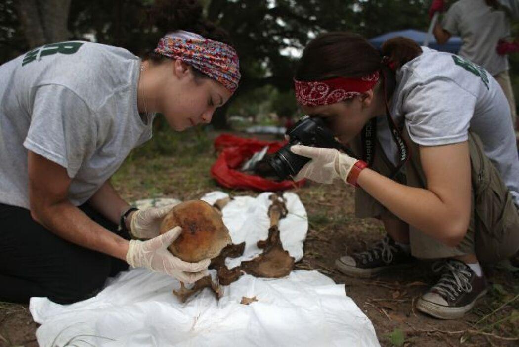 Es por eso que un equipo de antropólogos de las universidades de Baylor,...