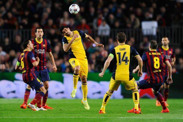 Los madrileños estaban pasando su peor momento del partido.