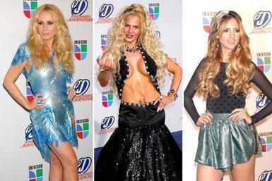 Su paso por la alfombra de Premios Juventud ha quedado en el recuerdo, p...