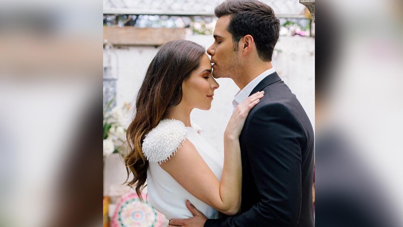Brandon Peniche contrajo matrimonio civil con Kristal Cid