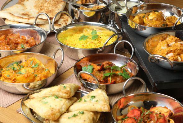 En la India no pueden comer aquellos alimentos preparados antes del ecli...