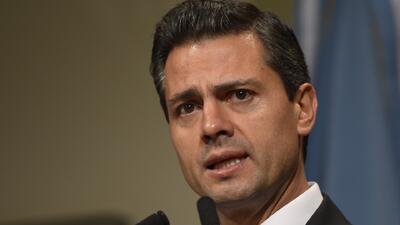 Peña Nieto da a conocer su declaración de bienes