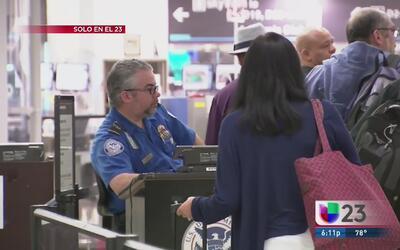 American Airlines responzabiliza a TSA por largas filas en el aeropuerto