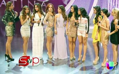 ¡La descarga! Las candidatas que quedan en Nuestra Belleza Latina se dij...
