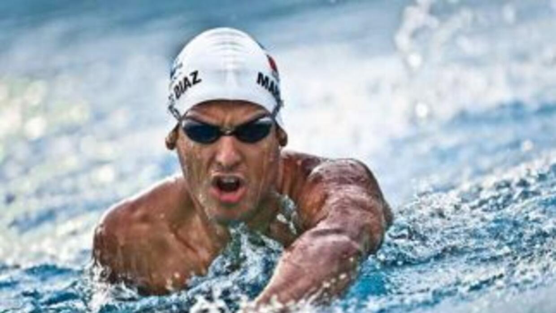 Marcos Díaz ha logrado grandes hazañas en el nado a distancia, como la v...