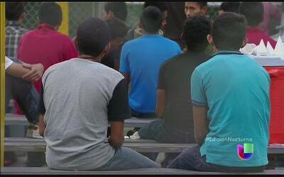 México y EEUU acuerdan mejorar el trato a niños migrantes