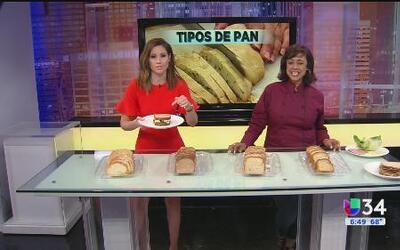 ¿Cuál es el mejor tipo de pan para hacer un sándwich?