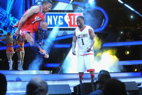 El Madison Square Garden vibró con figuras de la NBA, la WNBA y Hollywoo...