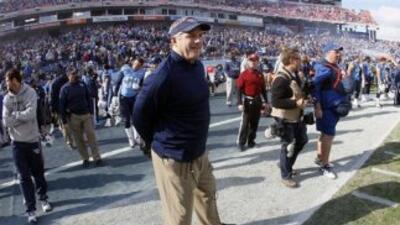 Mike Munchak encontraría rápidamente un trabajo con su alma mater (AP-NFL).