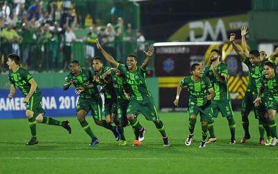 El Chapecoense fue declarado campeón de la Sudamericana y hubo premio pa...