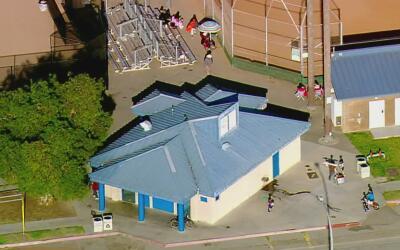 Un niño de 9 años sufrió un ataque sexual en el baño de un parque públic...