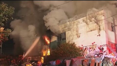 Concejo de Oakland aprobó fondos de emergencia por la tragedia del Ghost...