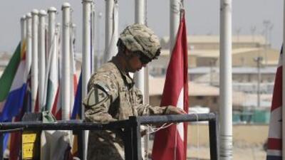 Cerca de 80 soldados de EU resultaron heridos y dos civiles afganos muri...