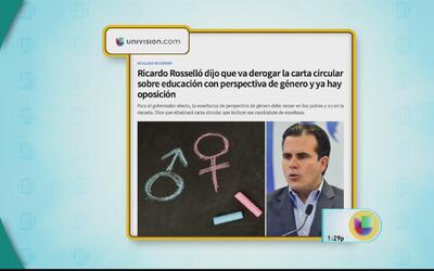 Movimiento Amplio de Mujeres dice que Rosselló está confundido sobre la...