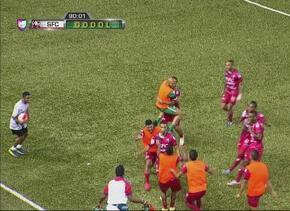 San Francisco le da la vuelta al Querétaro en dos minutos con dos goles