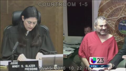 Niegan la fianza al hombre que intentó matar a tiros a un abogado