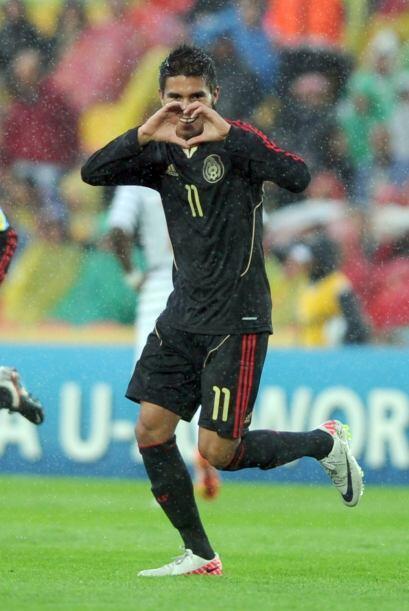 Ulíses Dávila llegó al fútbol de Europa al s...