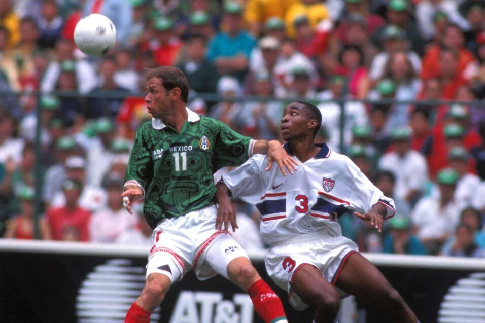 Historia de la maldición de Columbus: México vs Estados Unidos OK 1997 E...