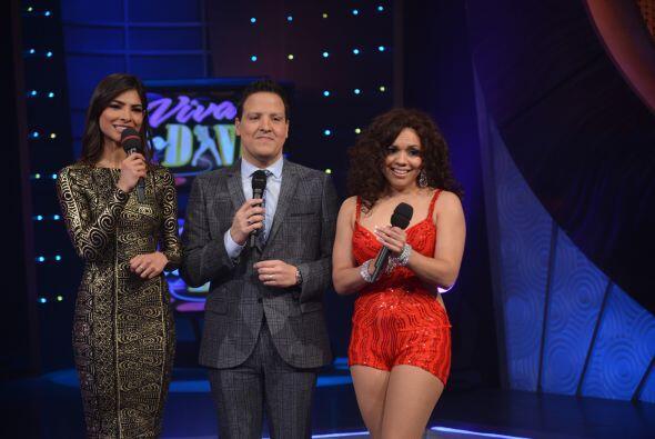 Alejandra Espinoza y Raúl González también estuvieron de acuerdo con su...
