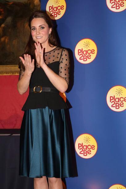 Y es que Kate está muy interesada en el desarrollo y bienestar de...