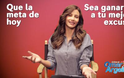 """""""¿Qué es más importante, la meta o la excusa?"""", Argelia Atilano te invit..."""