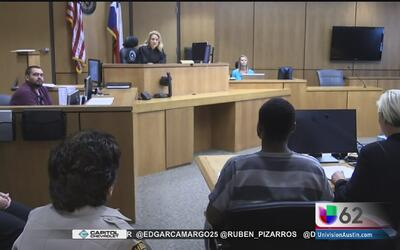 Kendrex White comparece por primera vez ante un juez