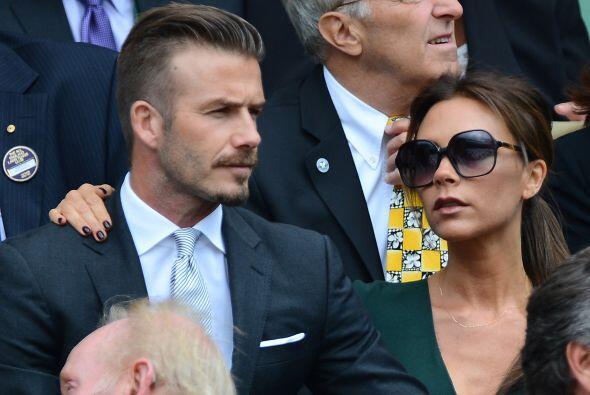 David y Victoria BeckhamExitosos, guapo y mediáticos, este par de enamor...