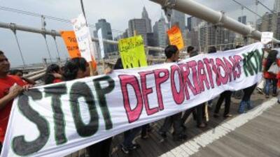 El tema migratorio será definitorio en las elecciones en Estados Unidos.