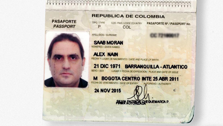 Pasaporte de Saab