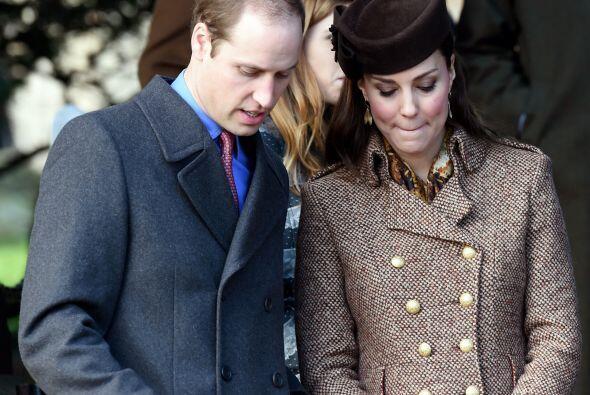 O al menos para Kate y el príncipe Guillermo.