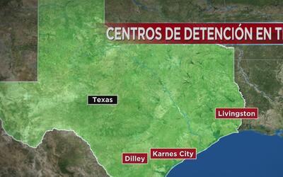 Jueces serán enviados a centros de detención fronterizos para acelerar e...
