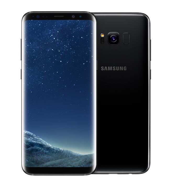 Samsung lanza el nuevo Galaxy S8: una pantalla enorme y sin botón de ini...