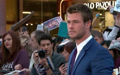 La hija de Chris Hemsworth tiene un deseo incómodo