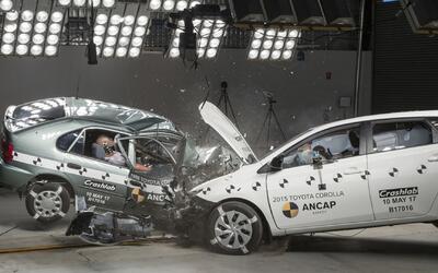 Dos eras en ingeniería de seguridad se enfrentan en reveladora prueba de...