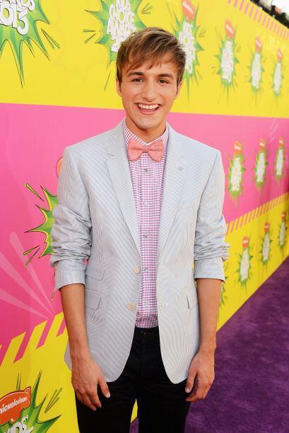 """Lucas Cruikshank Estrella de YouTube y del show de Nickelodeon """"Fred"""".Mi..."""