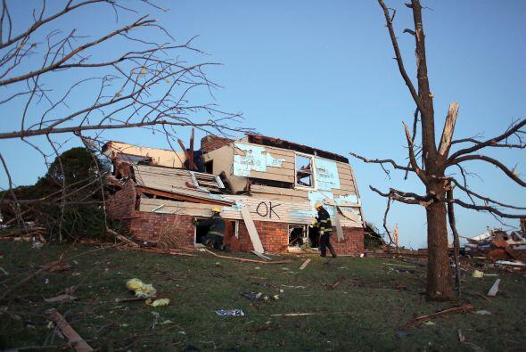 Al menos seis personas murieron en Illinois como consecuencia de los fen...