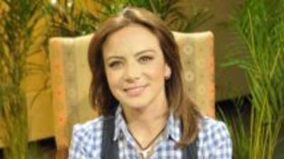 Silvia Navarro, la protagonista de Amor Bravío, nos hizo confesiones bra...