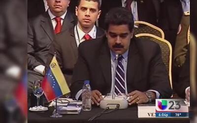 Acercamiento entre Cuba y EEUU deja fuera a Venezuela