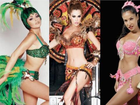 Estas actrices de telenovela son las más bellas y sensuales, además se m...