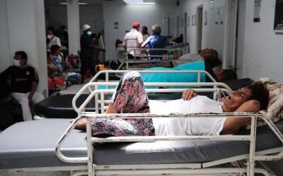 El hospital Erasmo Meoz se encuentra en Cucuta una ciudad colombiana en...